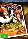 A-Haunting We Will Go - movie with Stan Laurel.