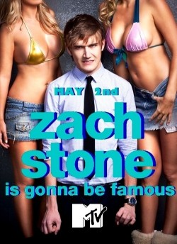 Zach Stone Is Gonna Be Famous - movie with Robbie Amell.