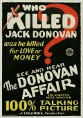 Film The Donovan Affair.