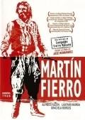 Martin Fierro is the best movie in Maria Aurelia Bisutti filmography.