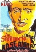El santuario no se rinde - movie with Eduardo Fajardo.