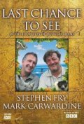 Last Chance to See - movie with Stephen Fry.