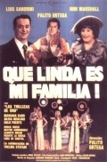 Escandalo en la familia - movie with Nini Marshall.