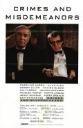 Crimes and Misdemeanors film from Woody Allen filmography.