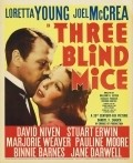 Three Blind Mice - movie with David Niven.