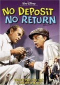 No Deposit, No Return is the best movie in David Niven filmography.