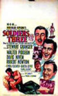Soldiers Three - movie with David Niven.