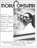 Modus Operandi - movie with Danny Trejo.