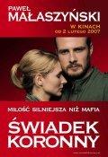Swiadek koronny is the best movie in Pawel Malaszynski filmography.