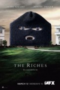 The Riches - movie with Eddie Izzard.