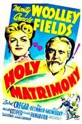 Holy Matrimony - movie with Alan Mowbray.