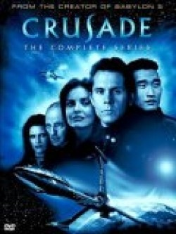 Crusade - movie with Tracy Scoggins.