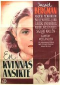 En kvinnas ansikte is the best movie in Gosta Cederlund filmography.