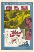 A Touch of Larceny - movie with George Sanders.