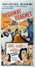 Highway Dragnet - movie with Joan Bennett.