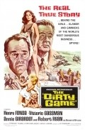 The Dirty Game - movie with Robert Ryan.
