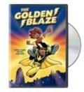 Animation movie The Golden Blaze.