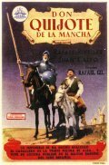 Don Quijote de la Mancha - movie with Eduardo Fajardo.