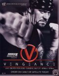 WWE Vengeance - movie with John Cena.