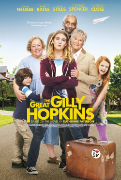 The Great Gilly Hopkins - movie with Octavia Spencer.