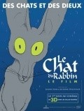 Le chat du rabbin - movie with Mathieu Amalric.