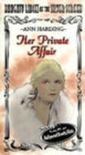 Her Private Affair - movie with Frank Reicher.