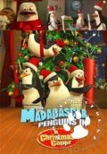 The Madagascar Penguins in a Christmas Caper - movie with John Di Maggio.