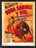 Seda, sangre y sol - movie with Jorge Negrete.