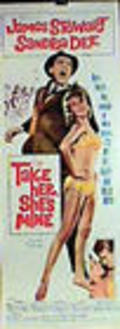 Take Her, She's Mine is the best movie in Robert Morley filmography.