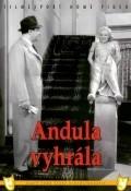 Andula vyhrala is the best movie in Fanda Mrazek filmography.
