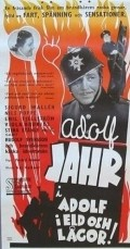 Adolf i eld och lagor - movie with Sigurd Wallen.