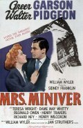 Mrs. Miniver film from William Wyler filmography.