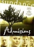 Admissions - movie with Christopher Lloyd.