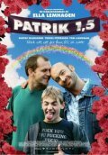 Patrik 1,5 is the best movie in Gustaf Skarsgard filmography.