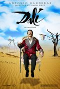 Dali - movie with Antonio Banderas.