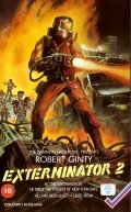 Exterminator 2 - movie with Deborah Geffner.