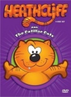 Heathcliff & the Catillac Cats - movie with Jeannie Elias.