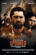 Spooked - movie with Cliff Curtis.