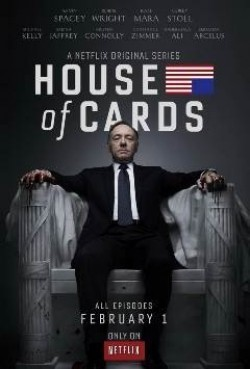 House of Cards film from Robin Wright filmography.