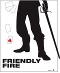 Friendly Fire - movie with Lindsay Lohan.