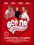 Vsyo po-chestnomu is the best movie in Pavel Yaskevich filmography.