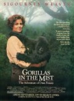 Gorillas in the Mist: The Story of Dian Fossey - movie with Iain Glen.