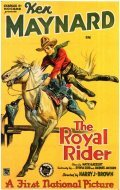 The Royal Rider - movie with Ken Maynard.