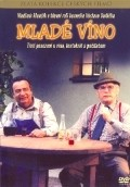 Mlade vino - movie with Vladimir Mensik.