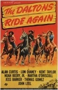 The Daltons Ride Again - movie with Walter Sande.