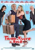 Torno a vivere da solo - movie with Paolo Villaggio.