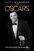 The 85th Oscars - movie with Seth MacFarlane.