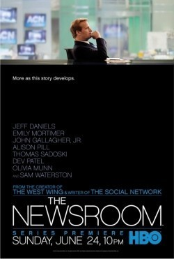 The Newsroom is the best movie in Dev Patel filmography.