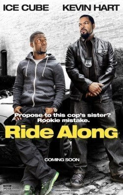 Ride Along - movie with John Leguizamo.