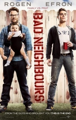 Neighbors film from Nicholas Stoller filmography.